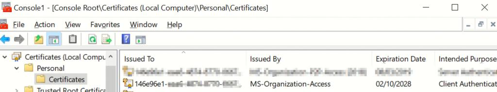 KeySignTest Failure & Device Registration – Modern Workplace